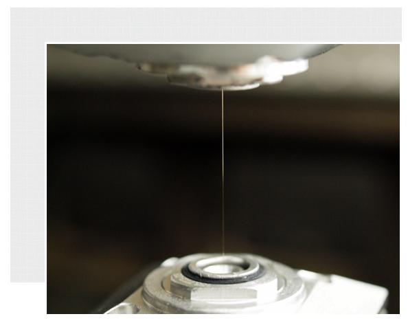 Electroerosion à fil par immersion